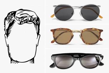 راهنمای آقایان برای انتخاب عینک آفتابی