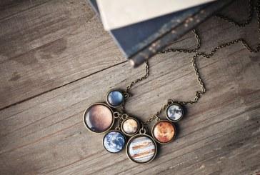 جواهراتی زیبا و شیک از جنس کهکشان ها