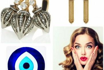 جواهرات اسرارآمیز با خاصیت ضد چشم زخم
