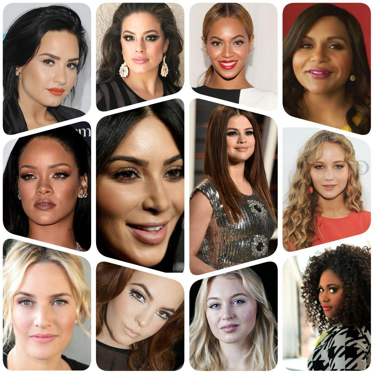 ۱۲ نقل قول از ۱۲ زن زیبا مدل و بازیگر و خواننده در مورد زیبایی