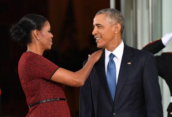 سورپرایز باراک اوباما برای همسرش میشل در سالگرد ازدواجشان