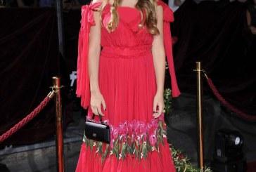 زیباترین دختر جهان در ۶ سالگی در ۱۶ سالگی مدل برند دولچه گابانا شد