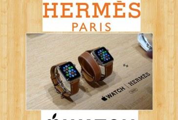 همکاری جدید اپل و هرمس در سری جدید اپل واچ سری ۳ Apple Watch