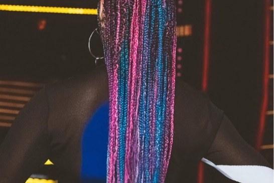 رنگ موی خاص آلیشیا کیز