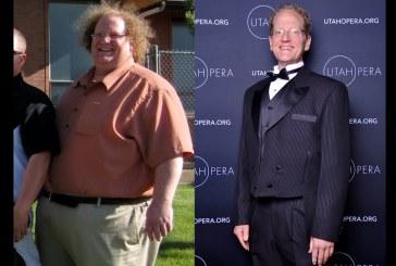 کاهش وزن  ۱۳۳ کیلویی با یوگا و حذف شیرینی و شکر