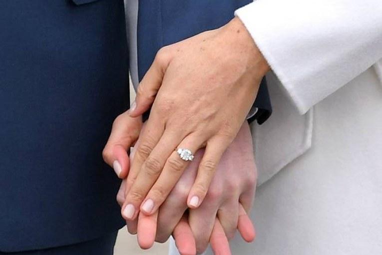 حلقه ی نامزدی عروس جدید خانواده سلطنتی بریتانیا: مگان مارکل