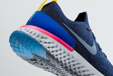 برند Nike مدل جدید کفش ورزشی رانینگ  با نام Flyknit فلاینیت را به بازار عرضه کرد