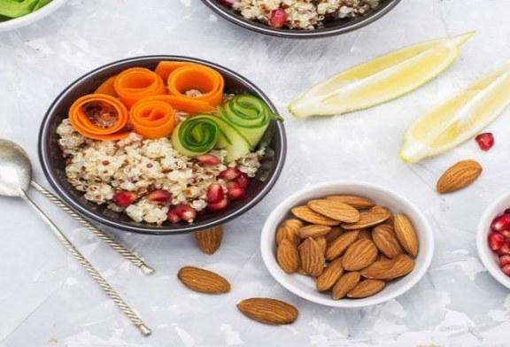 چگونه با تغییر رژیم غذایی خود، به سلامتمان کمک کنیم؟