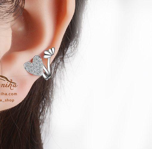 نمونه کلیپس گوش از محصولات گالری شمرون