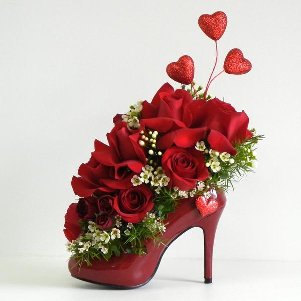 معرفی ۳ ترفند ساده برای زیباتر کردن گل های روز ولنتاین