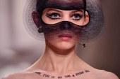 گردنبند های شابلونی! معرفی گردنبندهای جدید در نمایش مد برند Dior 2018
