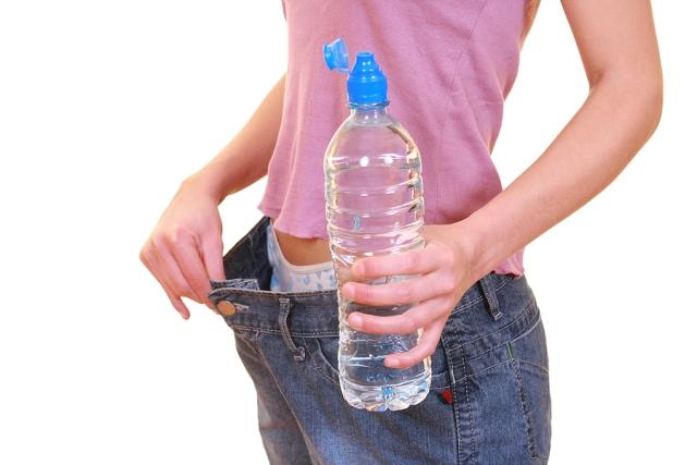 معجزه ای برای لاغر شدن: رژیم آب!