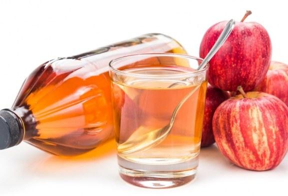 کاهش وزن با استفاده از سرکه سیب