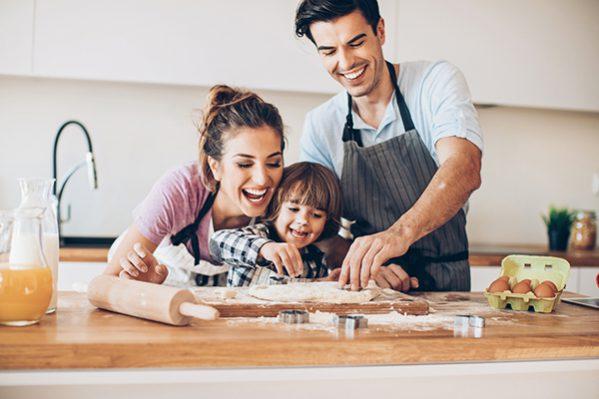 4 روش برای ایجاد عادات غذایی سالم در کودکان