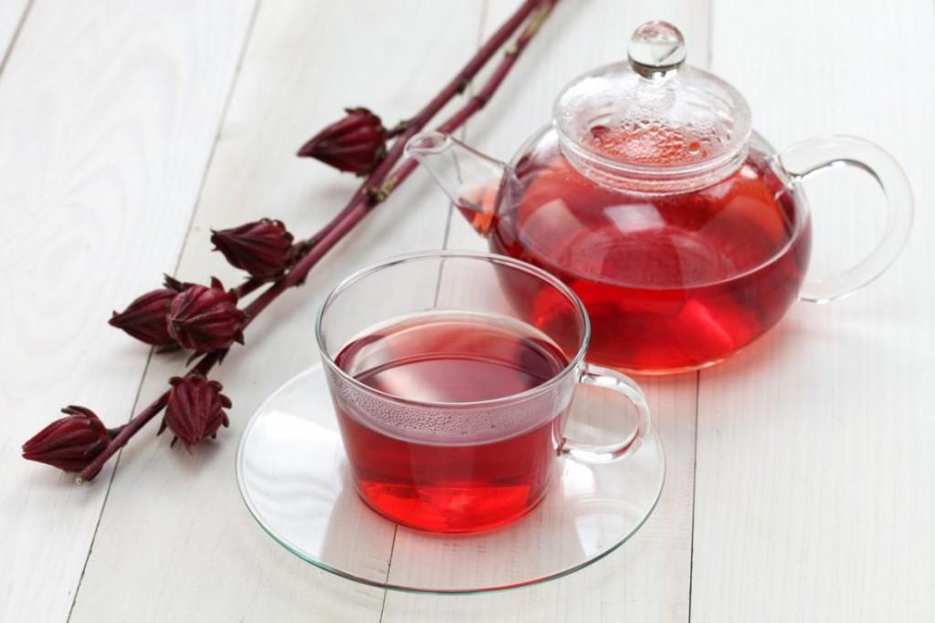 چای هیبیوسکوس