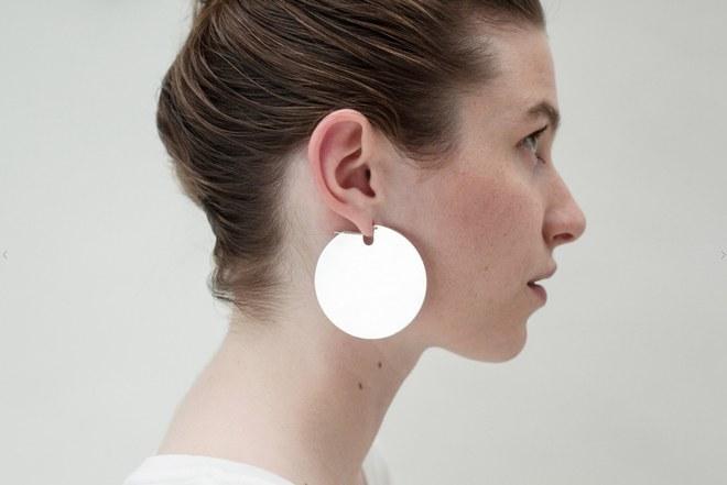 گوشواره های جدید از برند Ce'line