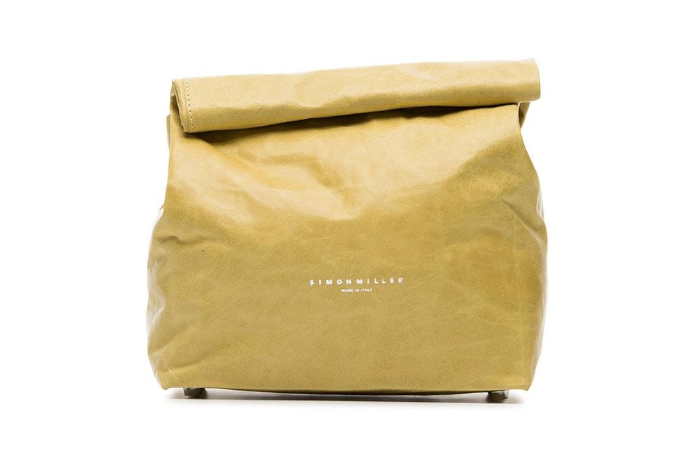 """معرفی مدل جدیدی از کیف های کلاچ: کیف هایی """"لانچ باکس"""""""