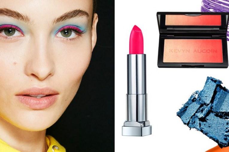 معرفی نکاتی مهم برای داشتن آرایش های پررنگ و جذاب در تابستان