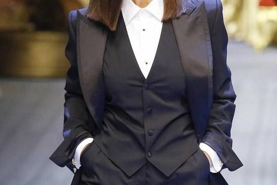 نمایش مد برند Dolce & Gabbana با حضور مونیکا بلوچی خبرساز شد!