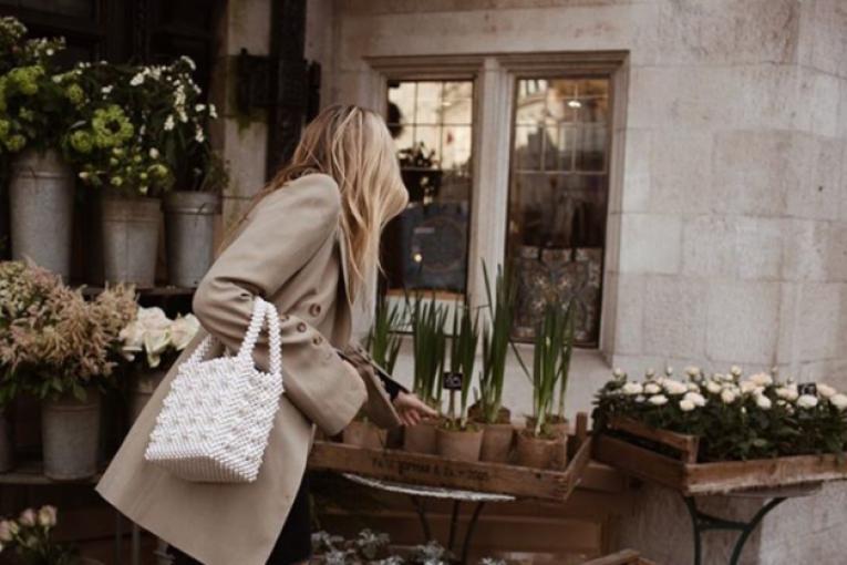 کیف های مرواریدی، جدید ترین مدل از کیف های دستی برای تابستان