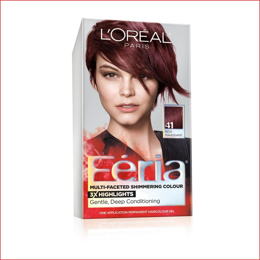 feria colors 105762 L Oreal Paris Feria Hair Colors