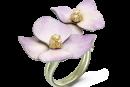 گلبرگ هایی که تا ابد حفظ خواهند شد: معرفی مجموعه ی جدید زیورآلات برند Broucheron