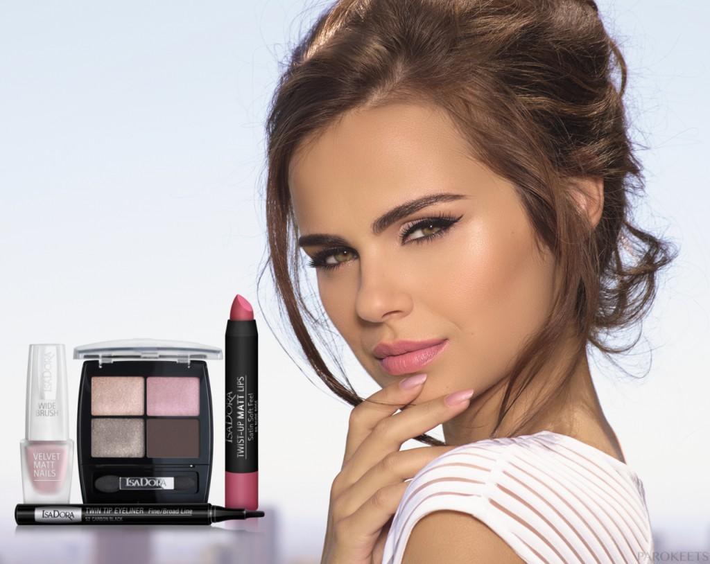 محصولات جدید برند Isadora ایزادورا