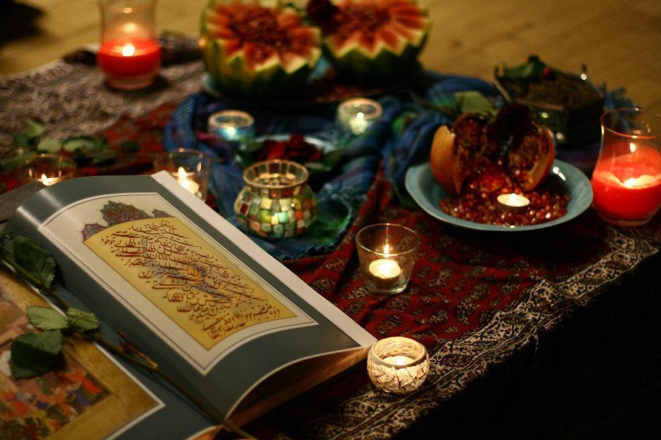 تبریک شب یلدا و تخفیف ویژه