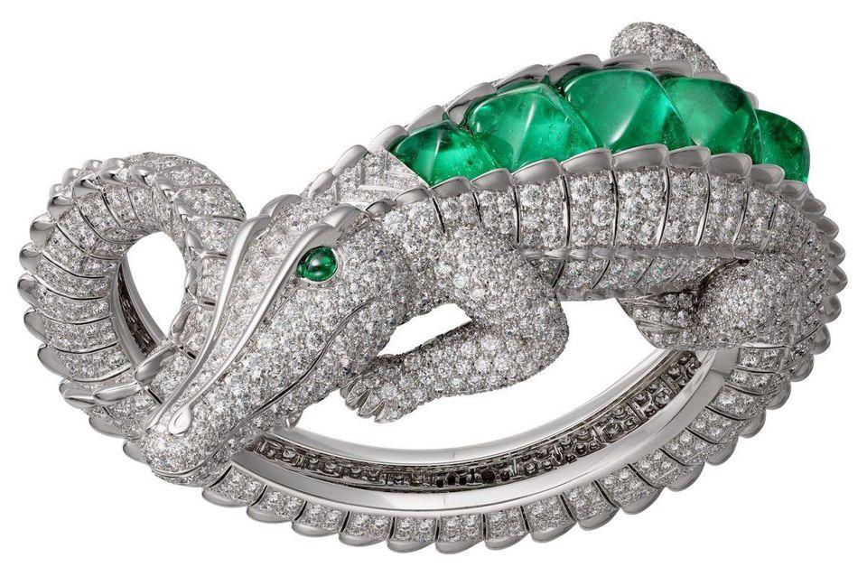کلکسیون جدید برند Cartier: کلکسیون چهارگانه ی ماریا فلیکس