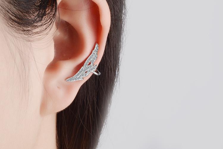 گوشواره های کلیپسی، گوشواره هایی راحت, زیبا و شیک