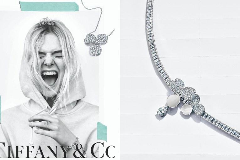 کلکسیون جدید برند Tiffany : کلکسیون گل های کاغذی