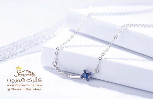 گردنبند نقره بهترین انتخاب به عنوان هدیه برای عزیزان شما