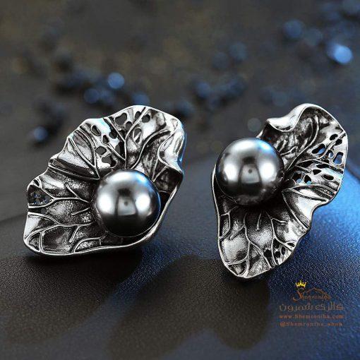 گوشواره-گل-و-مروارید-کبود-6-510x510