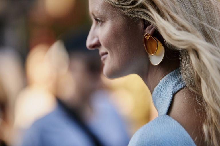معرفی جدید ترین مدل های گوشواره های زنانه