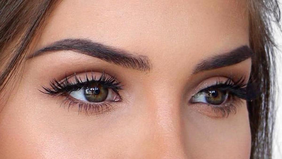 آرایش صحیح چشم ها می تواند تاثیر مثبت بر روی ظاهر شما داشته باشد