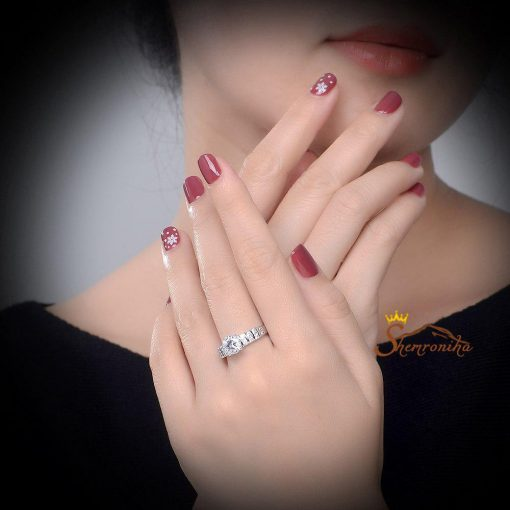 انگشتر حلقه توپاز