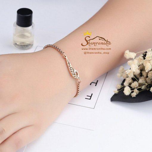 دستبند استیل بال