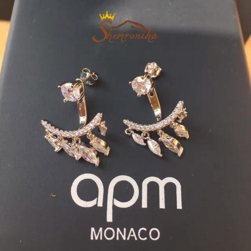 گوشواره زیر لاله گوشی APM Monacoفرانسه