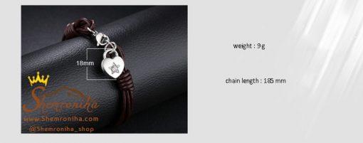 دستبند چند رشته قلب