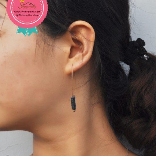 گوشواره آویزی جیپسی