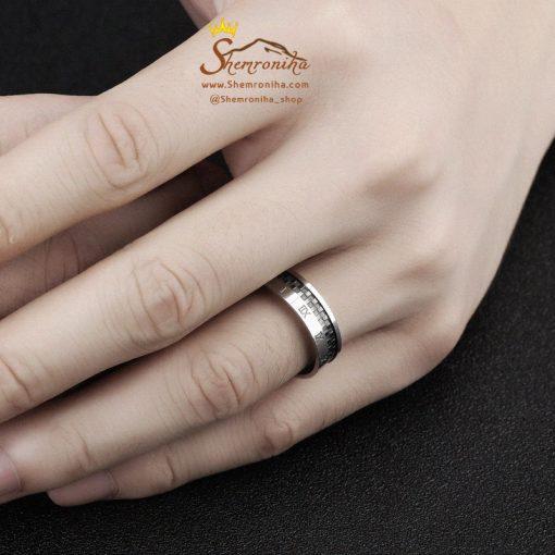 انگشتر مردانه لاتین