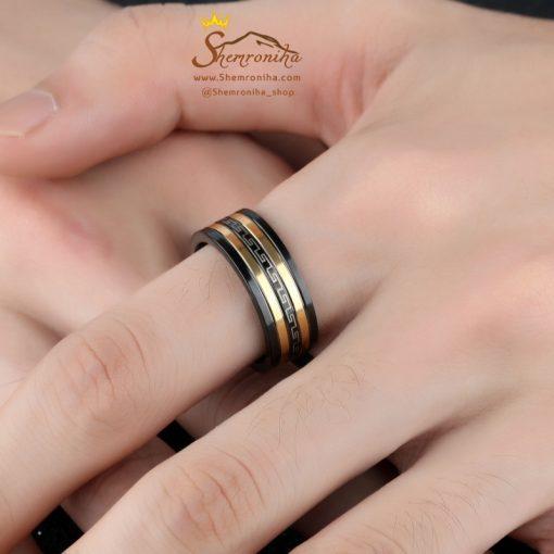 انگشتر مردانه ورساچه