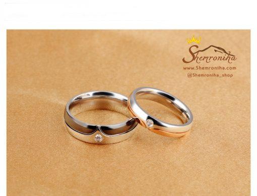 انگشتر حلقه زوج زنانه مردانه