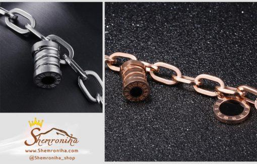 دستبند بولگاری سیلور