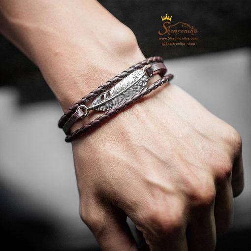 دستبند پر مشکی