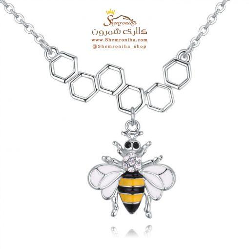 گردنبند زنبور و کندو