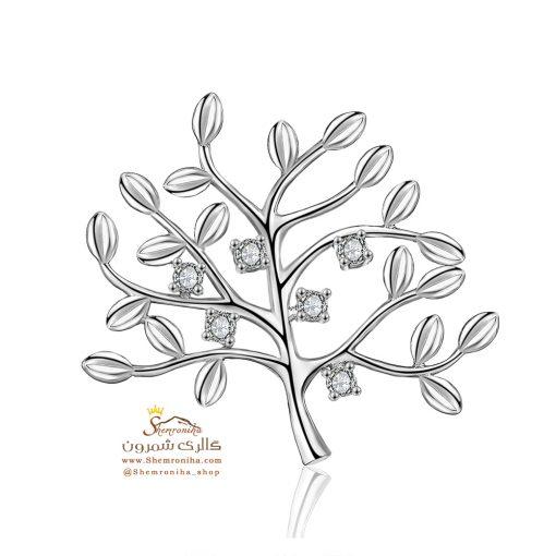 گل سینه – سنجاق سینه درخت