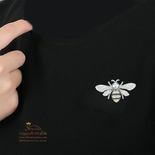 گل سینه – سنجاق سینه زنبور