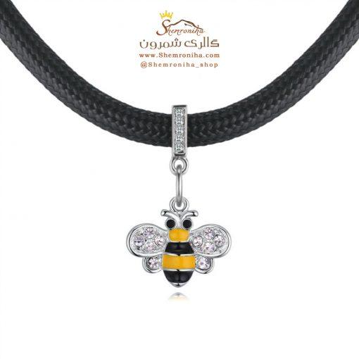 گردنبند چوکر زنبور