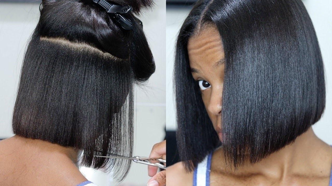 آموزش کوتاه کردن مو در خانه